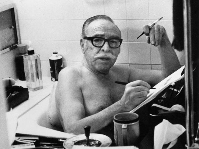Donald Trumbo, Hollywoods genialer Drehbuchautor, war Kommunist und erhielt deswegen Arbeitsverbot.