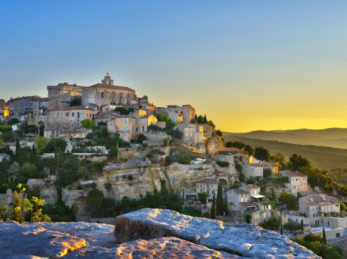 Luberon - dorthin gehen wir die nächsten mindestens zwei Wochen in die Ferien.